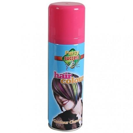 couleur-temporaire-pour-cheveux-bombe-rose-fuchsia-laque-cheveux