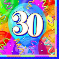 16-grandes-serviettes-anniversaire-30-ans-33-x-33-cm-en-papier-2