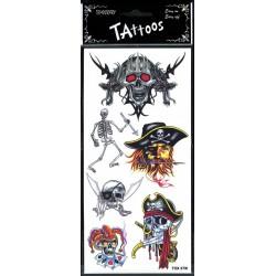 6-tatouages-de-pirate-tetes-de-morts-tetes-de-dragon-squelette