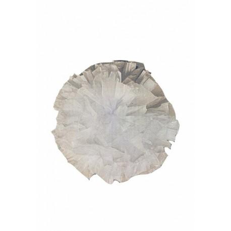 25-pompon-ivoire-10-cm