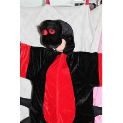 araignee-rouge-et-noire-peluche-insecte