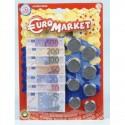 Monnaie pièces et billets pour faire la marchande ou spéculer ..