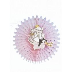 eventail-naissance-c-est-une-fille-avec-cigogne-sur-ecran-rose