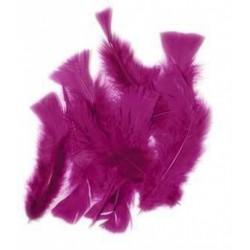sachet-de-20-g-de-plumes-fuchsia-plumes-veritables