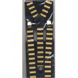 bretelles-abeille-noires-et-jaunes-guepe-bourdon-dalton