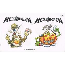 2-tatouages-temporaires-motifs-halloween-citrouille-chat