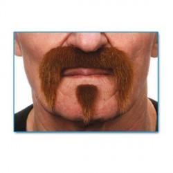 moustache-type-fer-a-cheval-chatain-postiche-avec-mouche