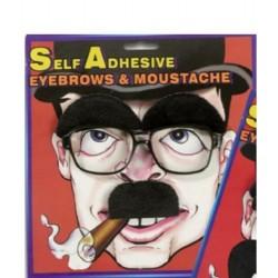 moustache-smorky-noire-avec-sourcils-et-lunettes