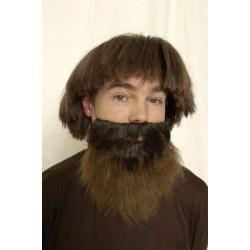 barbe-chatain-roux-mi-longue-avec-moustache