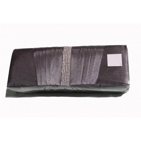 pochette-soiree-ceremonie-satin-drape-gris-argent-et-strass
