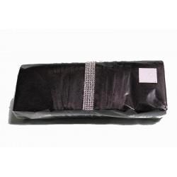 pochette-soiree-ceremonie-satin-drape-noir-et-strass