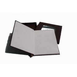 livre-d-or-marron-chocolat-facon-papier-mache-petit-modele