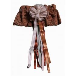 jarretiere-dentelle-caramel-fleur-ivoire-a-ruban