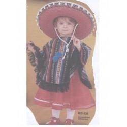 mexicaine-poncho