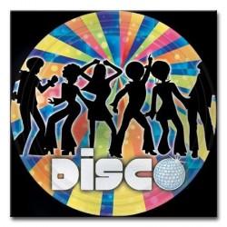 8-assiettes-disco-o-228-cm-disco-dancers