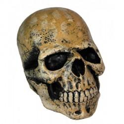 Tête de Mort crâne souple à suspendre