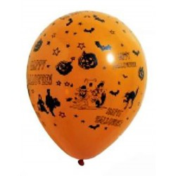 8-ballons-de-baudruche-orange-halloween-o-29cm