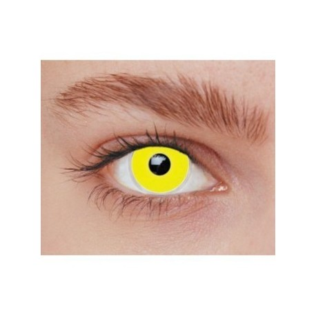 lentilles-de-contact-fantaisie-iris-jaune-vif-uni