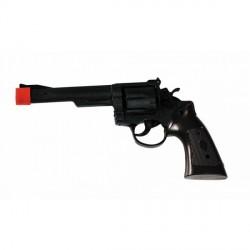 pistolet-de-sherif-en-plastique-noir-et-marron