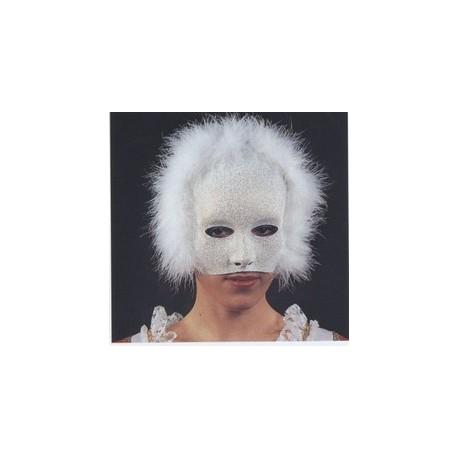 demi-masque-venitien-blanc-paillete-argente-et-marabout-blanc