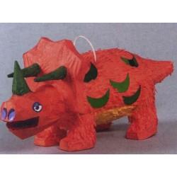 pinata-triceratops-orange