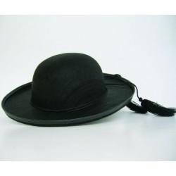 Chapeau breton noir