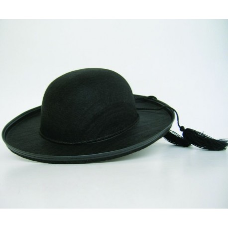 chapeau-breton-noir