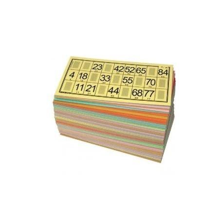 125-cartons-loto-vert-rigide-tradition-lotoquine