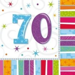 16-grandes-serviettes-anniversaire-70-ans-327-x-327-cm-papier