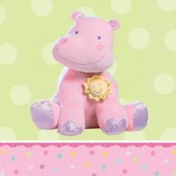 16-petites-serviettes-hippopotame-rose-247-x-247-cm