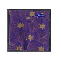 20-grandes-serviettes-etoiles-dorees-sur-fond-violet-33-x-33-cm