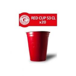 20-gobelets-plastique-rouge-532-ml-interieur-blanc