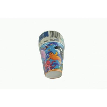 8-gobelets-sous-la-mer-266-ml-en-carton-cups-under-the-sea