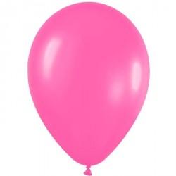 100-ballons-de-baudruche-standard-rose-neon-30-cm-o