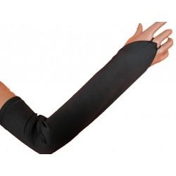 mitaines-satin-noir-longues-lisses-40-cm
