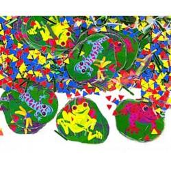 confettis-de-table-grenouilles-multicolores-sachet-14-gr