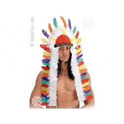 coiffe-d-indien-mi-longue-plumes-couleurs-variees
