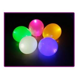 5 ballons de baudruche lumineux Waka Daba Loon