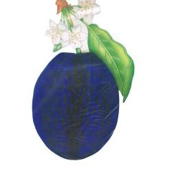 1-prune-en-papier-alveole-violet-fonce-decoration-37-cm