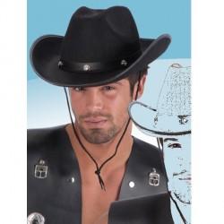 chapeau-cow-boy-noir-en-feutrine-avec-biais-noir