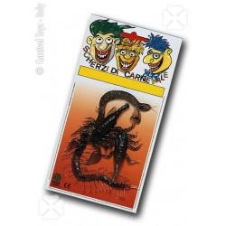 melange-de-bebettes-assorties-scorpions-serpent-scolopendre