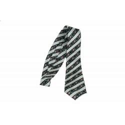 cravate-a-nouer-satin-noir-blanc-petites-tetes-de-mort-pirate