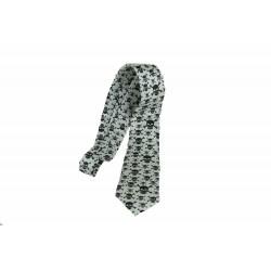 cravate-a-nouer-satin-blanc-tetes-de-mort-noir