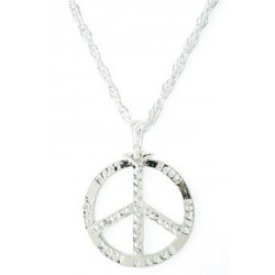 collier-hippie-metal-argent-peace-and-love
