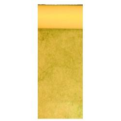 rouleau-d-intisse-uni-jaune-bouton-d-or-10-m-x-10-cm