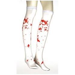 bas-ou-chaussettes-blanches-ensanglantees