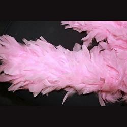 boa-rose-tendre-glamour-sensuel-et-sexy-plumes-naturelles