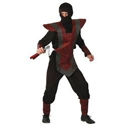 ninja-noir-et-bordeaux-taille-s-m