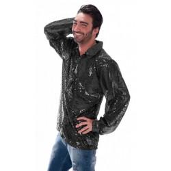 chemise-a-paillettes-noires