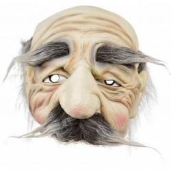 demi-masque-vieux-monsieur-grand-pere-papy-avec-cheveux-gris